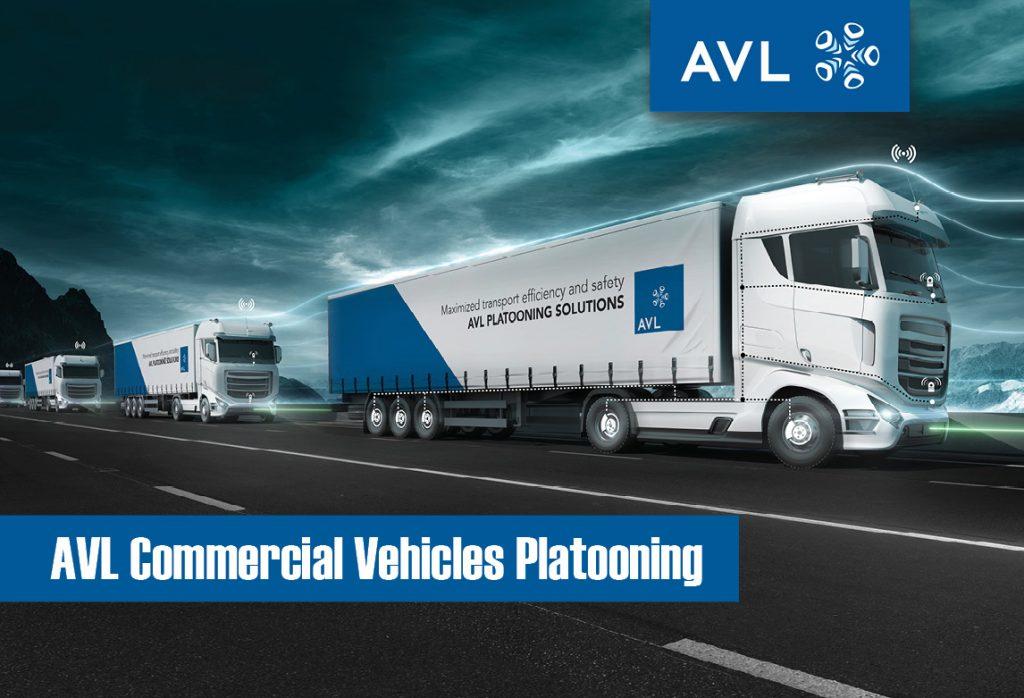Platooning AVL Ford