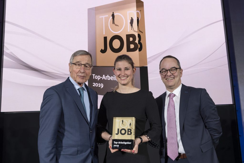 AVL bei Top Job