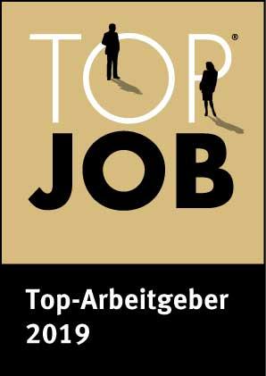 Logo TOP JOB 2019