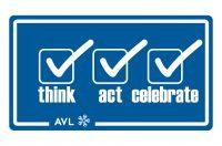 AVL Think Act Celebrate