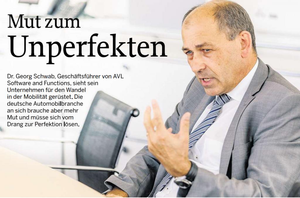 Dr. Georg Schwab