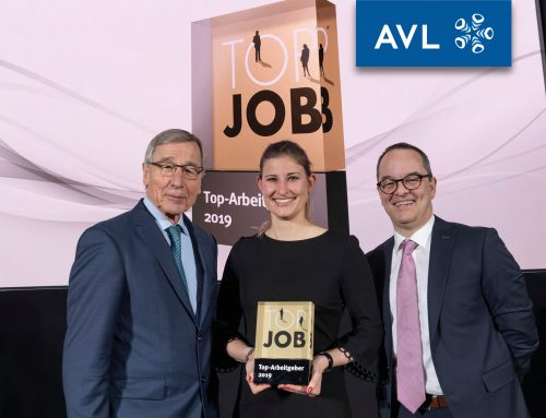 A slightly different employer: AVL Software and Functions GmbH