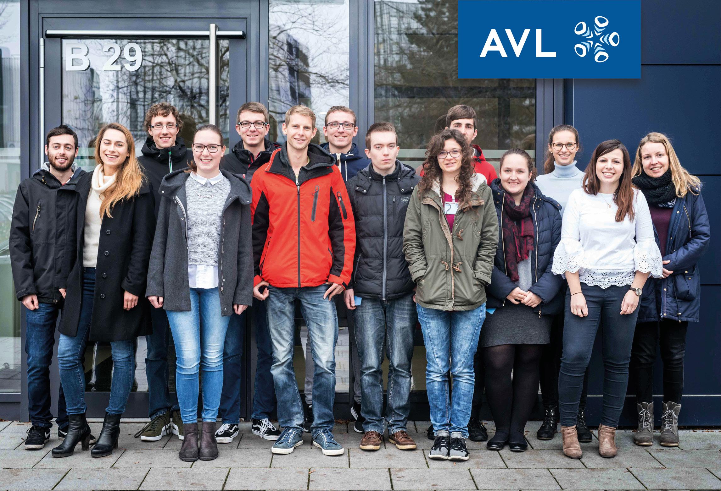 Teilnehmer Praxistag Deutschlandstipendium