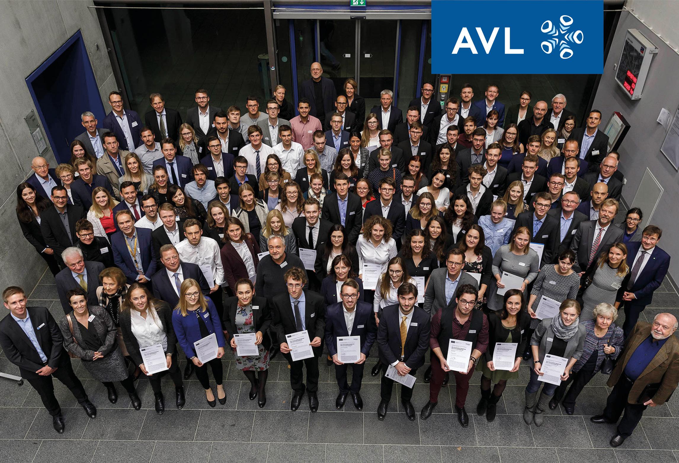 Teilnehmer Deutschlandstipendium der OTH Regensburg