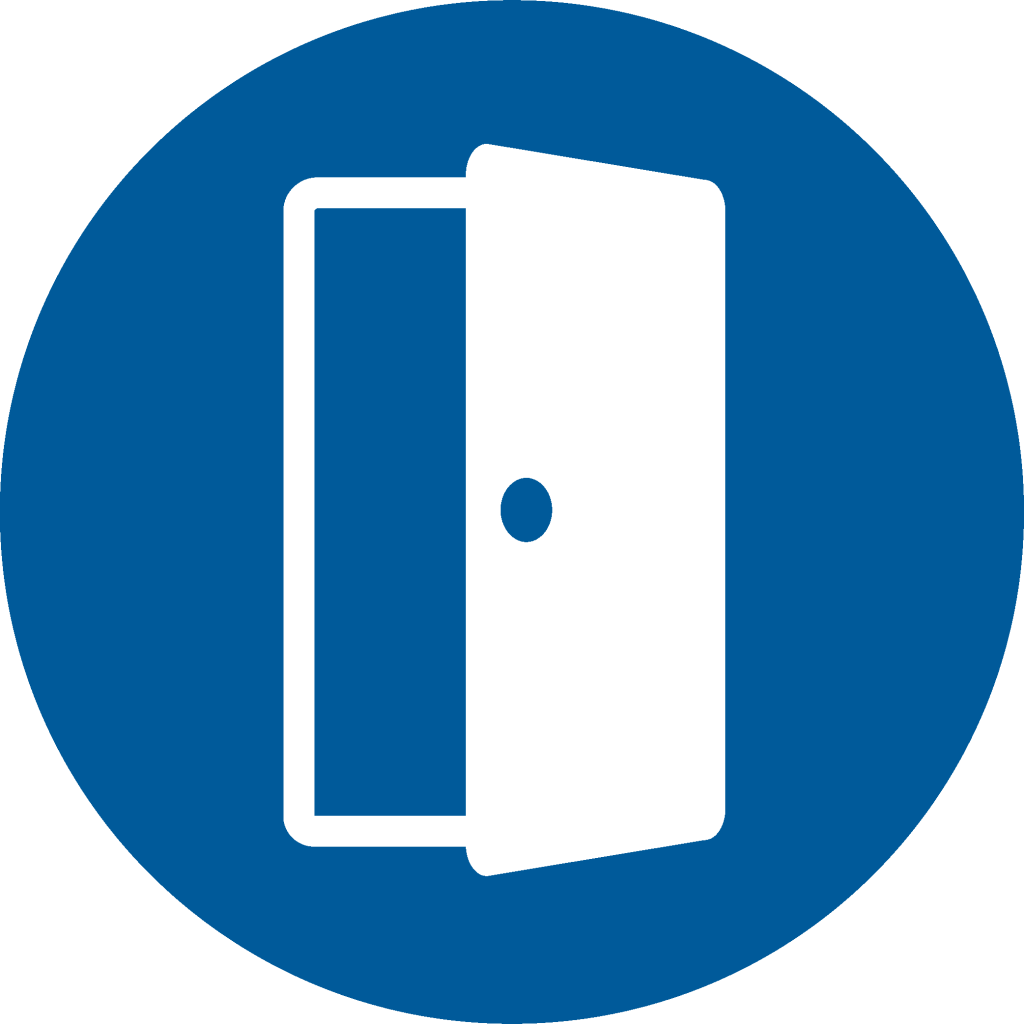 Icon open door policy