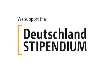 We support the Deutschlandstipendium