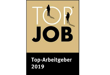 Top-Job Award 2019