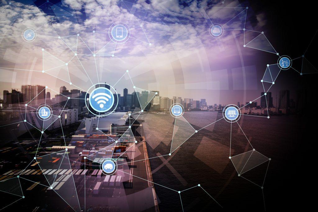 Digitalization maritime