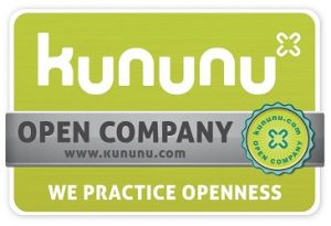 Logo Kununu Open Company English