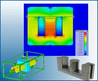 2D/3D simulation