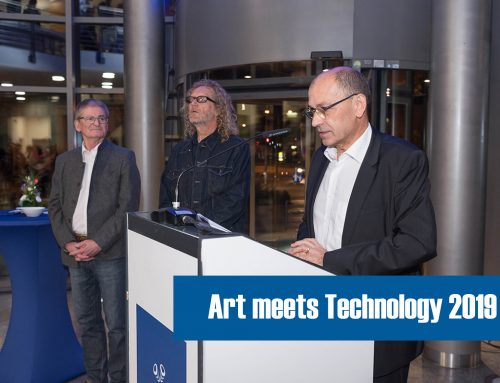 Art meets technology 2019 has opened