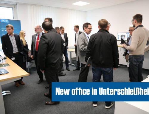 AVL eröffnet Büro in Unterschleißheim