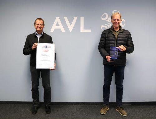"AVL gewinnt den ""Innovation Leben Award"" von Bayern Innovativ"